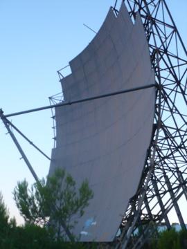 antena militar menorca