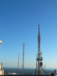 antenas monte toro