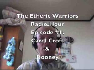 Video: Show de radio ¨La hora de Etheric warriors¨