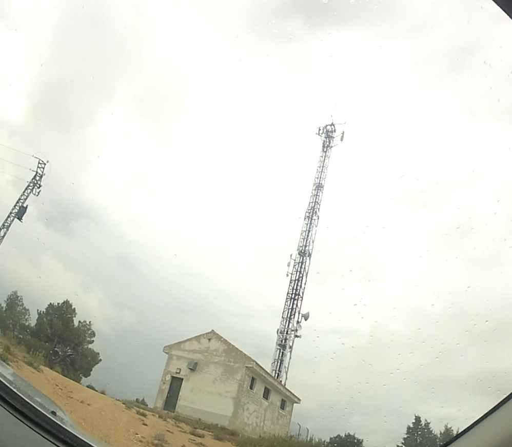 antena gifteada