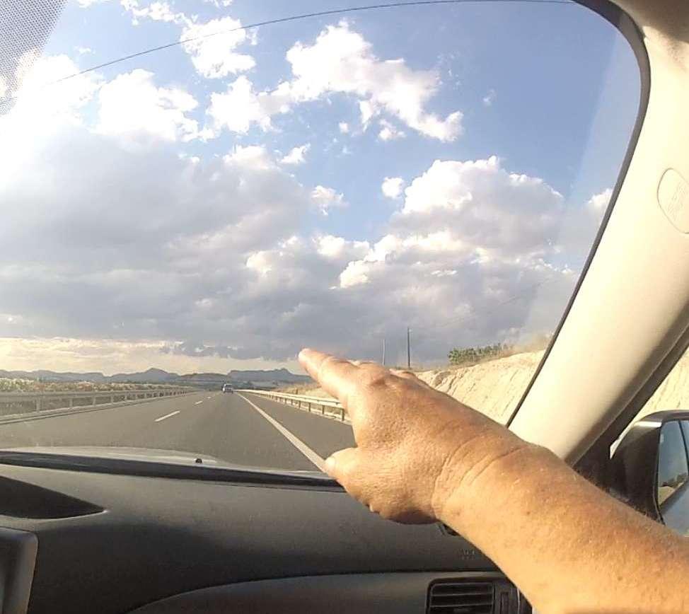gifteando autopista del mediterraneo orgonita