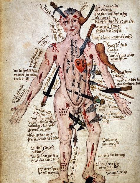 MEDICINA: LICENCIA PARA MATAR