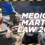 Ley Marcial Médica 2020